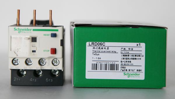 动力控制与保护-热继电器 热过载继电器 新丰源