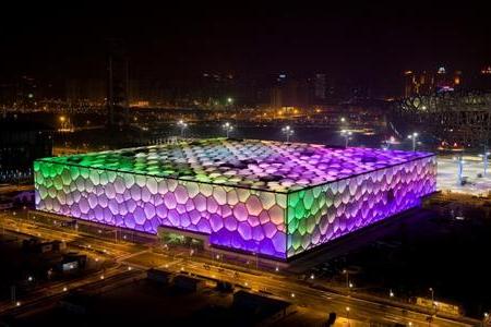 施耐德电气北京奥运会成功案例-水立方