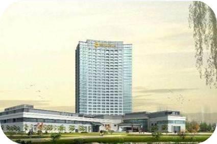 扬州香格里拉大酒店-智能化的花园式酒店