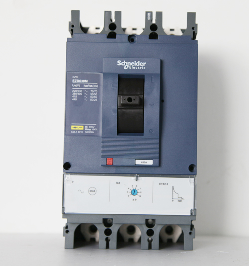 塑壳断路器-MCCB-EZD