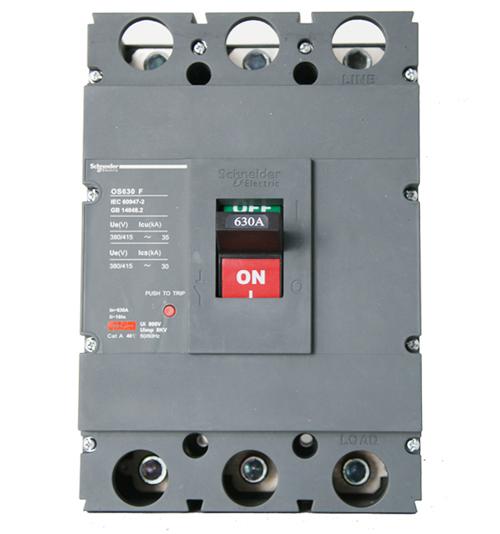 OSM机器设备-OS塑壳断路器-630A
