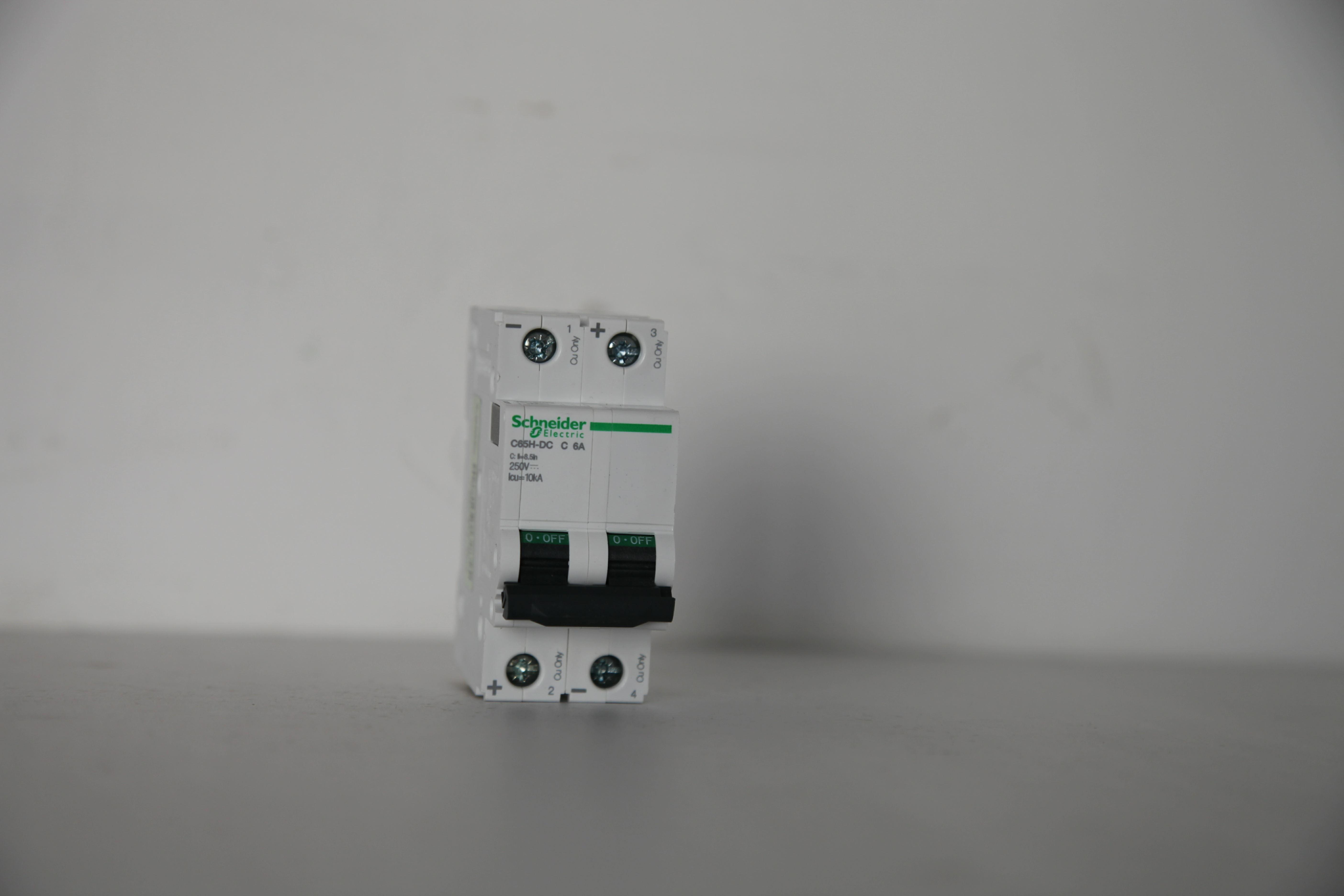小型断路器-MCB-A9 C65H-DC