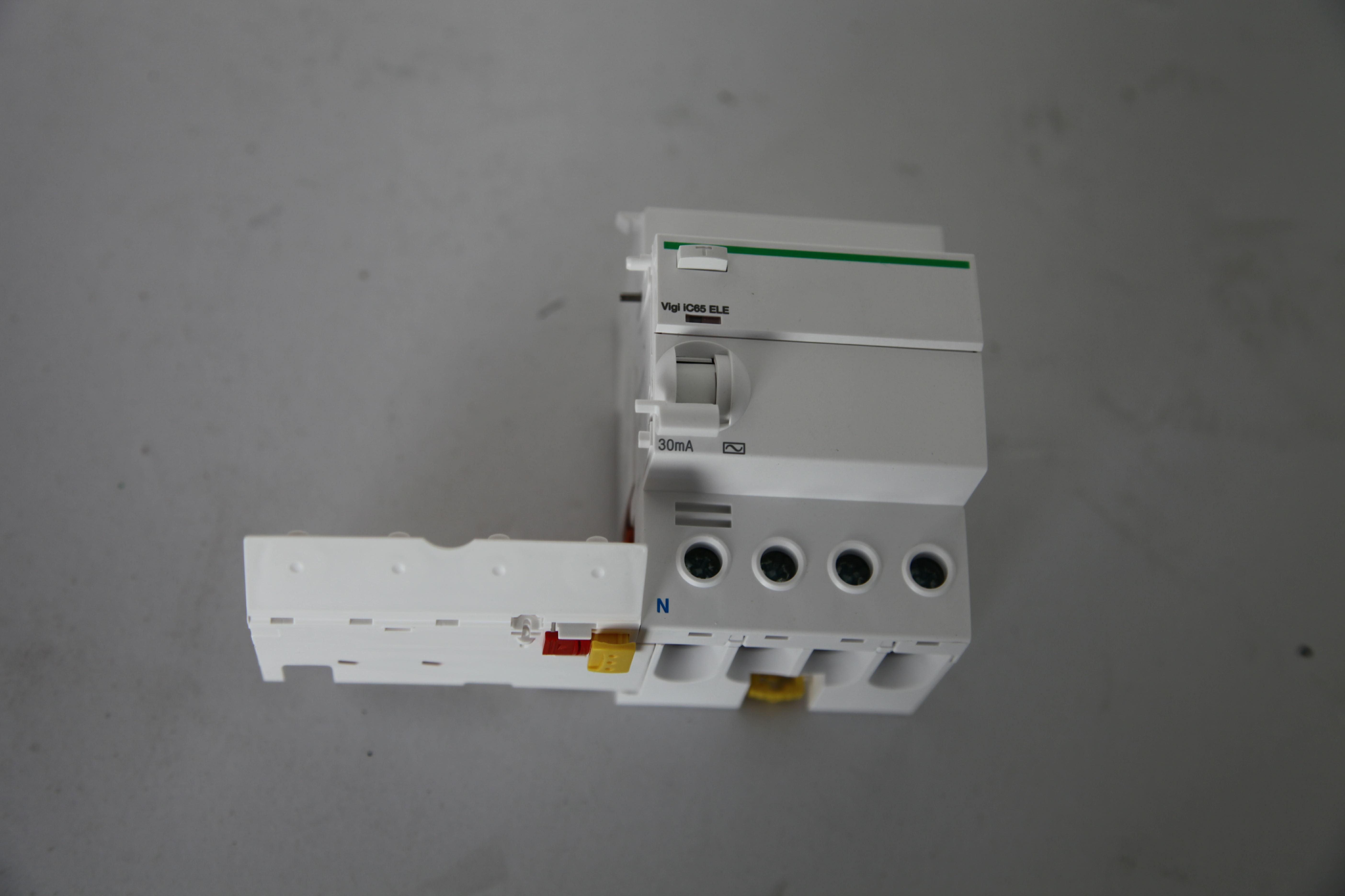 小型断路器-MCB-A9 漏电附件
