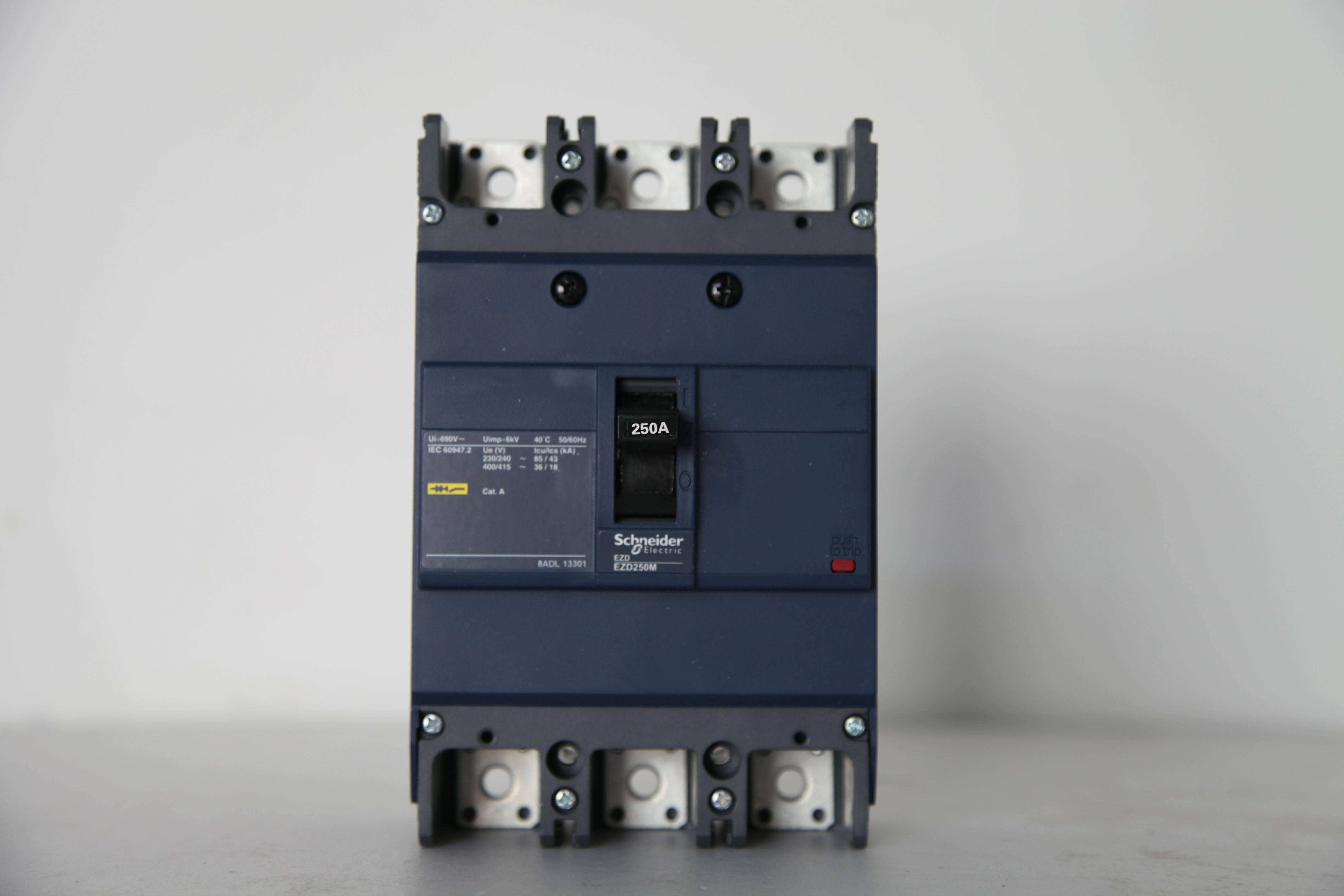 塑壳断路器-MCCB-EZD 250M