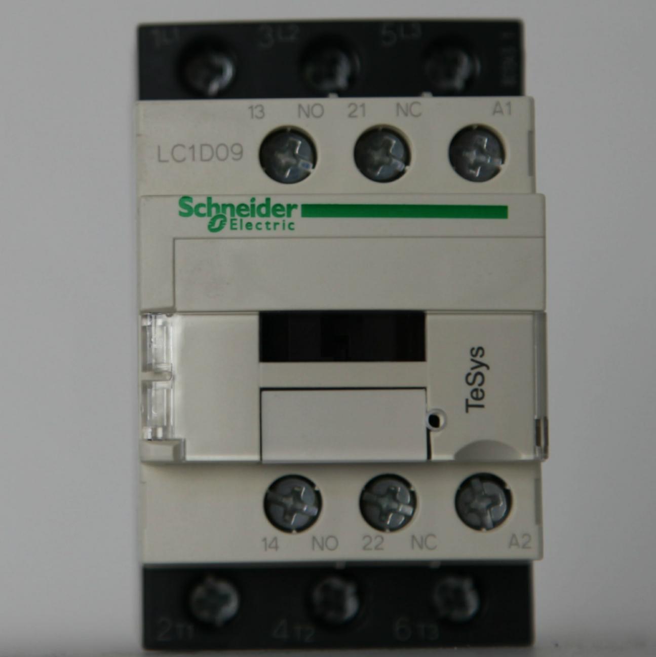动力控制与保护-接触器